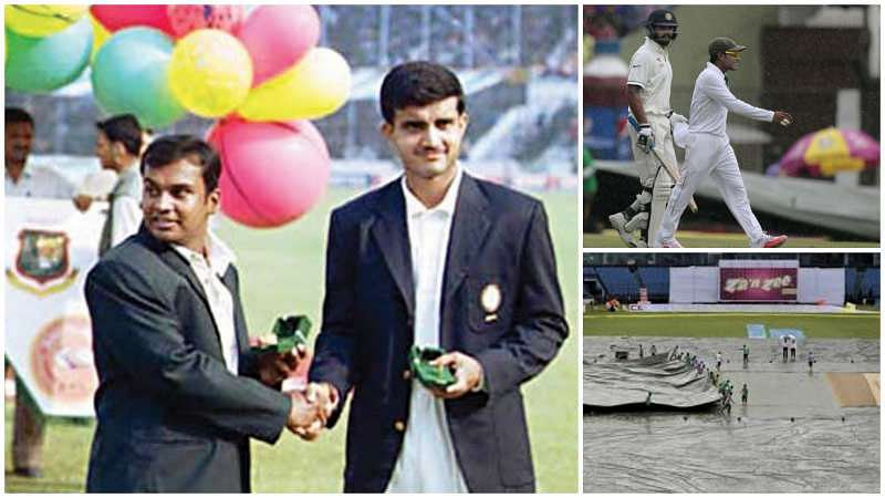 Reports: India-Bangladesh Test encounter this year to be called Durjoy-Ganguly Trophy