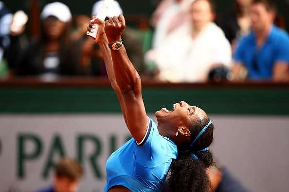 French Open Round-up: Serena Williams tested; Ana Ivanovic ousted