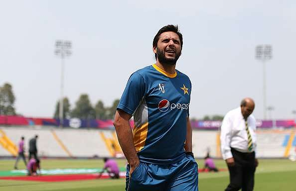 Shahid Afridi fears the lack of talent in Pakistan's domestic circuit