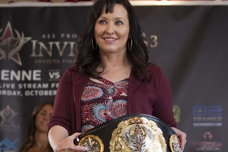 """""""We are extremely interested in getting a fighter from India"""" – Interview with Shannon Knapp, President of Invicta FC"""