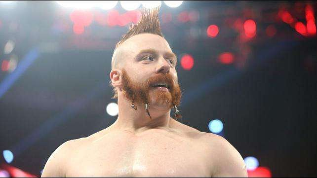 [VIDEO]WWE Superstar Sheamus flexes for World Turtle Day
