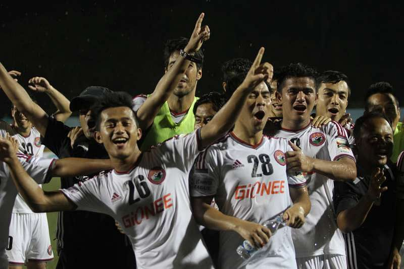 Federation Cup 2016: Shillong Lajong knock East Bengal out