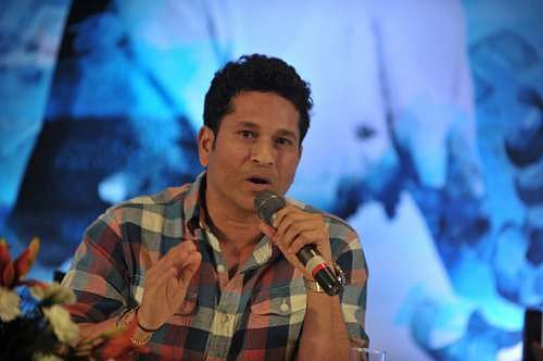 Sachin Tendulkar feels that its about doing the right things for our country regardless of who the brand ambassador is