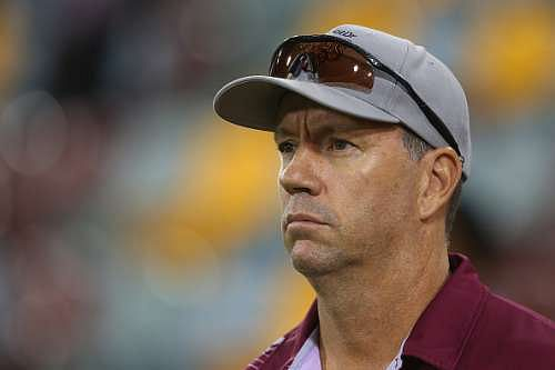 Stuart Law expresses desire to coach the Indian cricket team