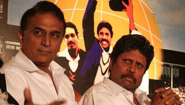 Sunil Gavaskar denies role in dropping Kapil Dev for 1984 England Test