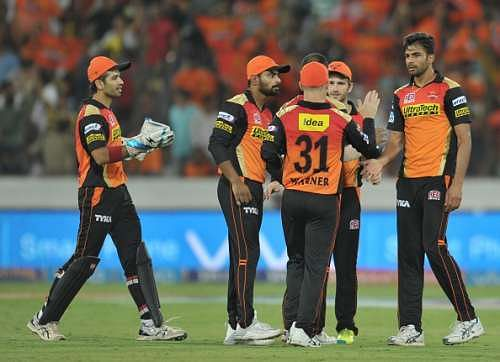 5 memorable moments from the Sunrisers Hyderabad-Royal Challengers Bangalore match that don't fade away