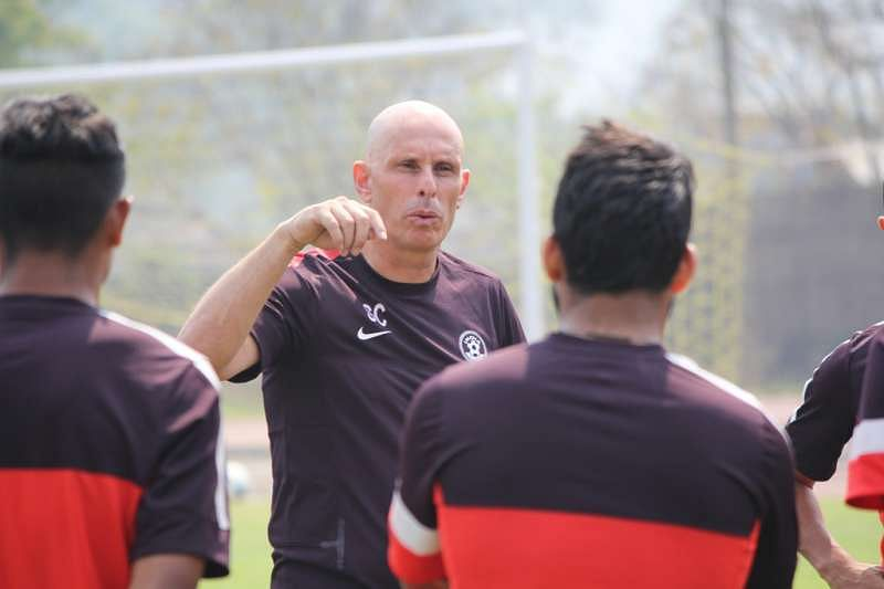 Stephen Constantine feels Indian Football would benefit if clubs had an access to Sports Science :    Stephen Constantine, National football team coach
