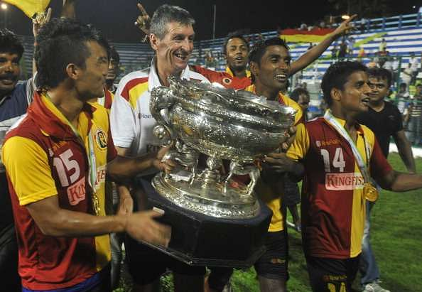 Federation Cup: Trevor Morgan expects winning start for East Bengal against Shillong Lajong