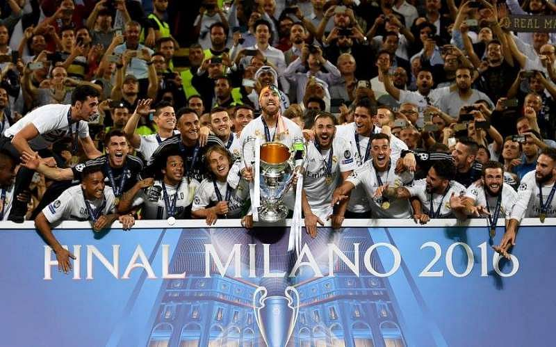 UEFA Champions League final: Real Madrid 1-1 (5-3 pens.) Atletico Madrid - Five Talking Points