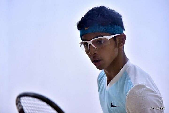 From starting out as a tennis player to getting selected in the senior squash team- the story of Velavan Senthilkumar