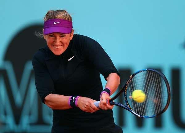 Madrid Open: Victoria Azarenka withdraws, Petra Kvitova knocked out
