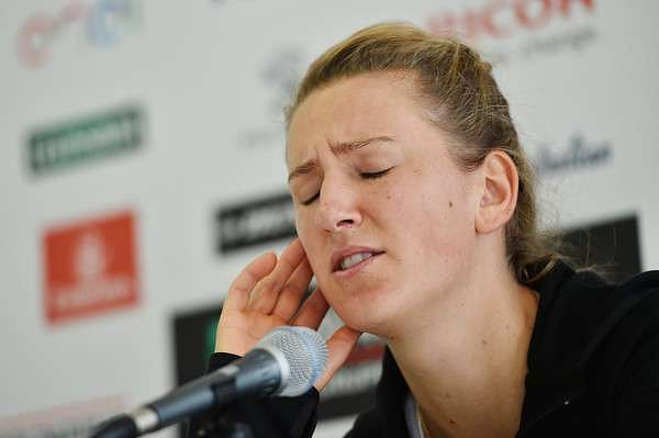 Rome Masters: Victoria Azarenka, Angelique Kerber fall on a day of upsets