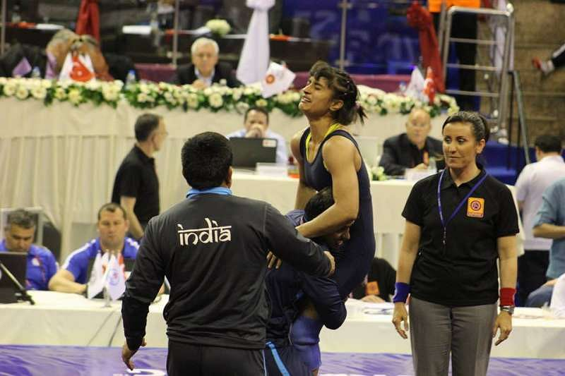 An ode to sisterhood: Yet another Phogat sets the benchmark for Indian women's wrestling