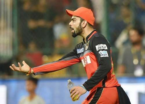 Virat Kohli and his blinder catch controversy, GL vs RCB IPL 2016 Qualifier
