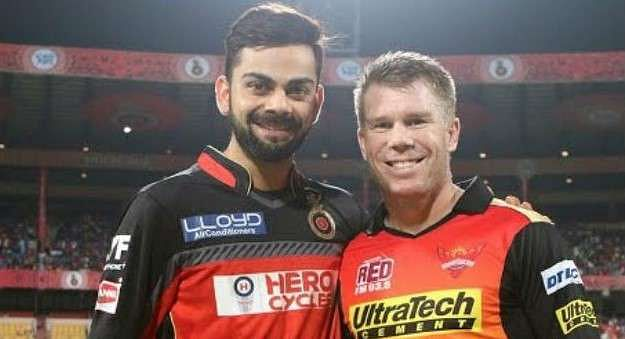 IPL 2016: Virat Kohli heaps praise on his counterpart David Warner