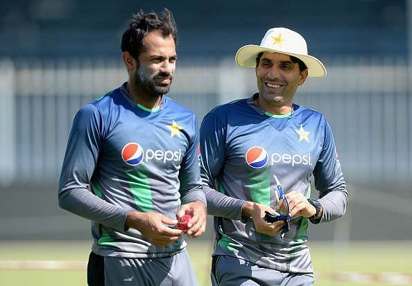 Wahab Riaz claims Pakistani bowlers will test England in the upcoming series