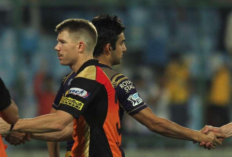 Gautam Gambhir feels Australian Cricket should thank IPL for discovering David Warner's captaincy skills