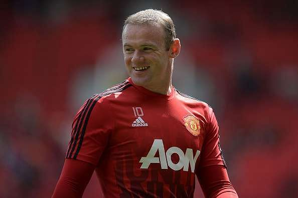 Wayne Rooney happy to feature in a more withdrawn role