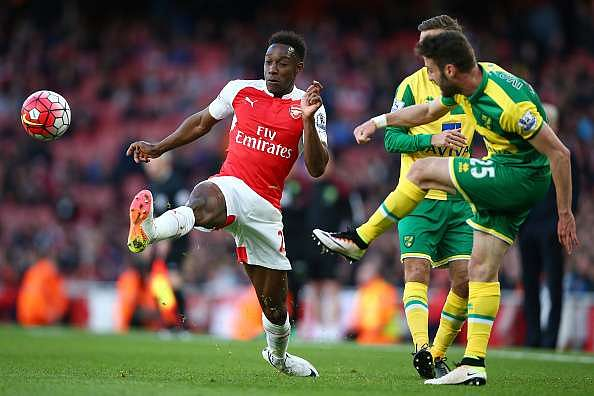 Danny Welbeck's goal helps Arsenal defeat Norwich 1-0