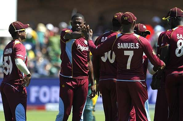 West Indies lose second straight practice game