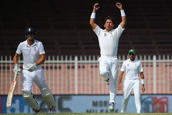 England vs Pakistan 2016: Yasir Shah ruled out of training ...