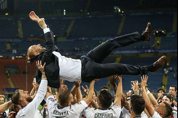 Real Madrid chief Perez confirms Zidane will remain as coach