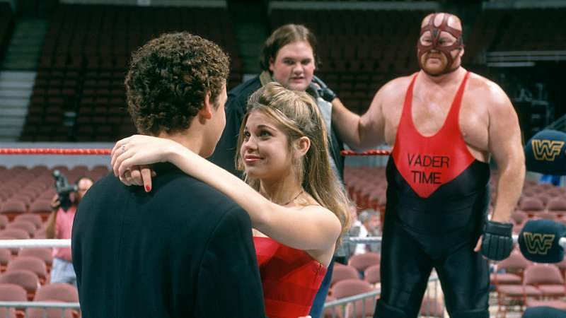 Looking back at Vader's time on 'Boy Meets World' with the show's creator :    Michael Jacobs, the creator of Boy Meets World