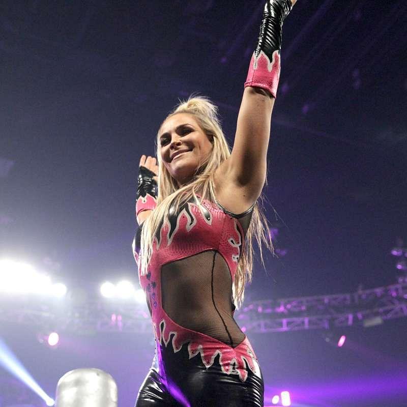 Natalya vs. Charlotte: photos