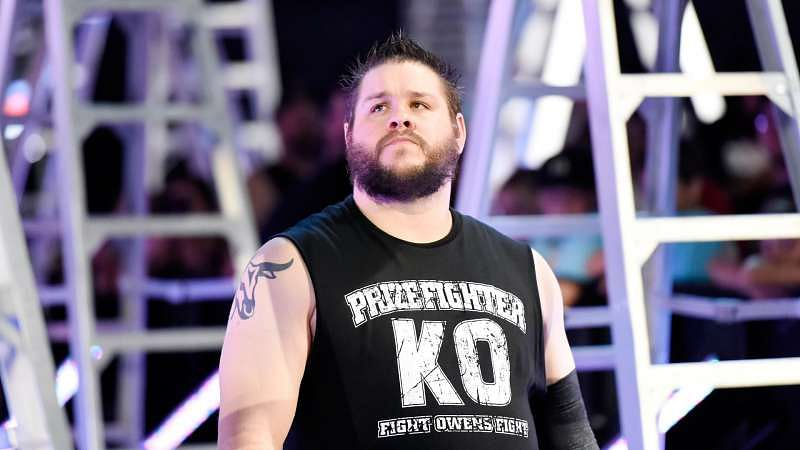 Kevin Owens-Итоги 2016 года