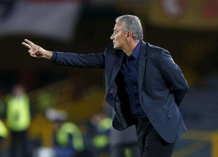 Tite named new Brazil coach