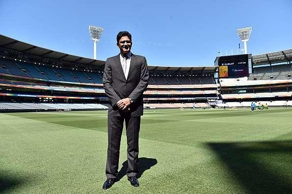 BCCI names Anil Kumble as the new Team India head coach