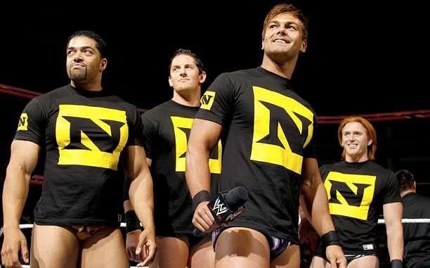 Wwe Nexus Vs John Cena Team WWE News: Justi...