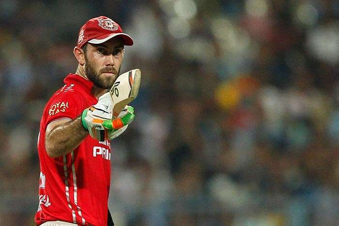 Kings XI Punjab's Glenn Maxwell reveals the full story behind his IPL injury