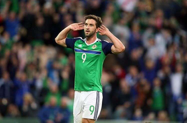 Euro 2016: Who is Will Grigg?