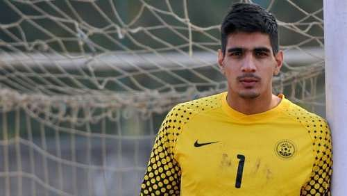 Gurpreet Singh Sandhu set to make his debut in the Europa League