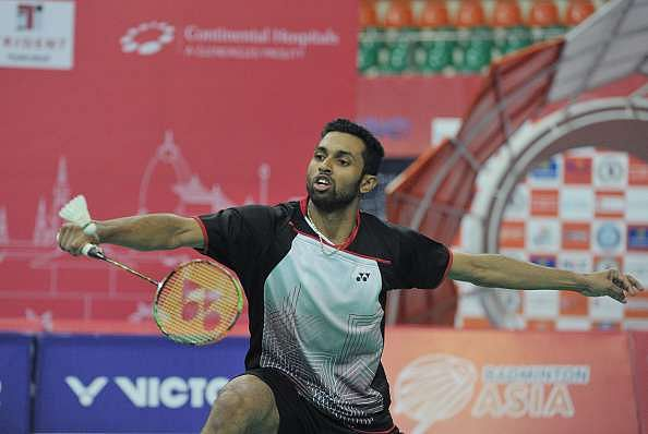 Important not to rush your international return after injury :    HS Prannoy, Indian badminton player