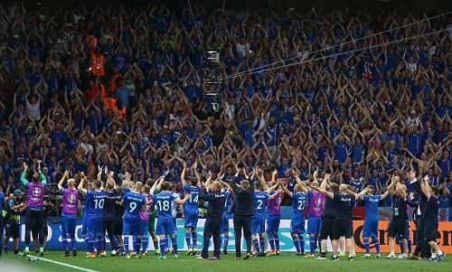 Euro 2016: England 1-2 Iceland - Player Ratings