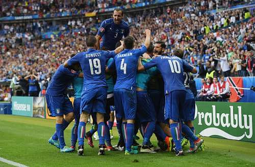 Euro 2016: Twitter erupts as Italy knock Spain out of the tournament