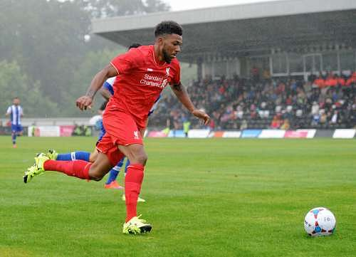 Liverpool and Watford reach agreement for striker Jerome Sinclair's transfer