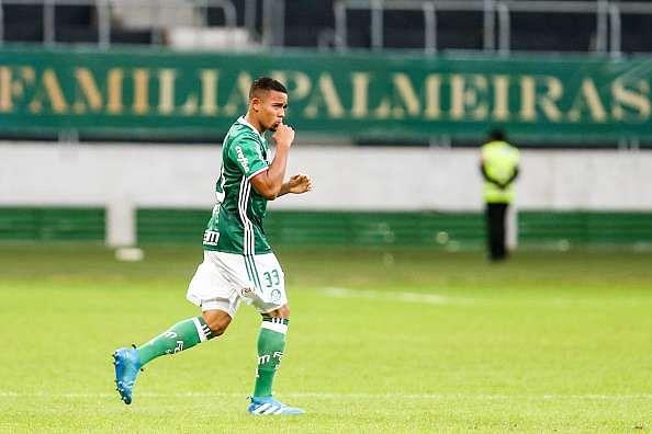 Palmeiras reject opening Barcelona bid for Gabriel Jesus