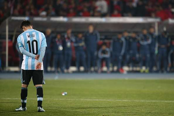5 reasons why Lionel Messi quit Argentina