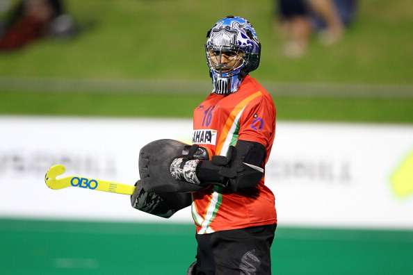 Nice feeling to be captain :    PR Sreejesh, Indian hockey team's goalkeeper