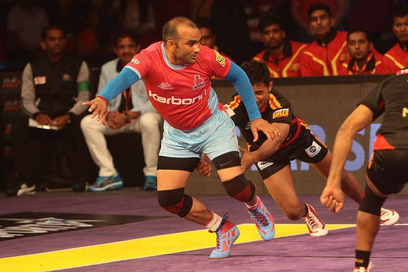 Pro Kabaddi 2016, Season 4 Results: Jaipur Pink Panthers vs Bengaluru Bulls Full Match Report, News & Updates
