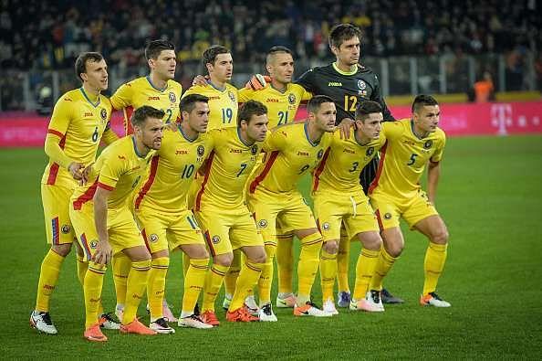 Romanian Soccer Team Euro 2016 Preview - Gr...