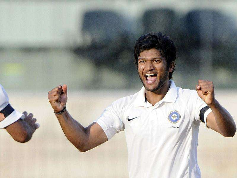 Meet with :    Jalaj Saxena, Indian cricketer who plays as an all-rounder for Madhya Pradesh