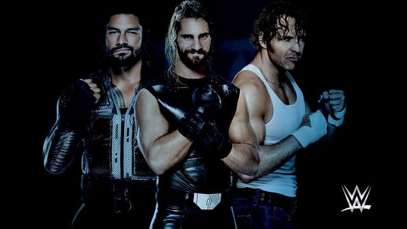 5 facts about the shield and the wwe world heavyweight championship. Black Bedroom Furniture Sets. Home Design Ideas