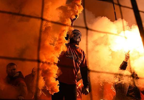 Clearing The Misconceptions About Russian Football Ultras