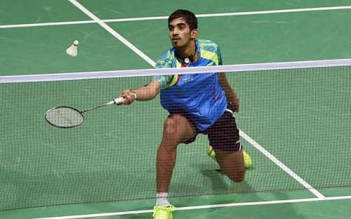 From winning the Senior Nationals to qualifying for the Olympics: A pictorial look at Kidambi Srikanth's journey