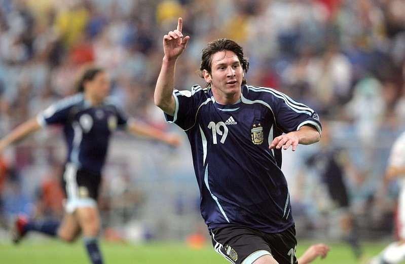 نتيجة بحث الصور عن messi world cup 2006