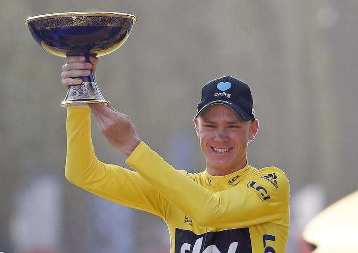 NewsAlert: Chris Froome wins Tour de France